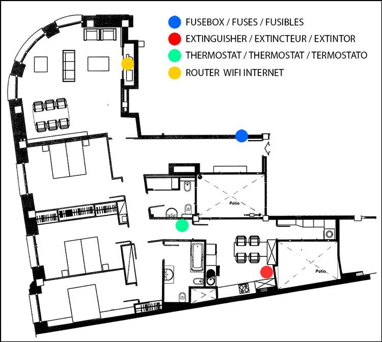 goikoa 1  informaci u00d3n del apartamento